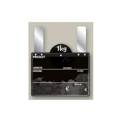 Plaque PVC alu