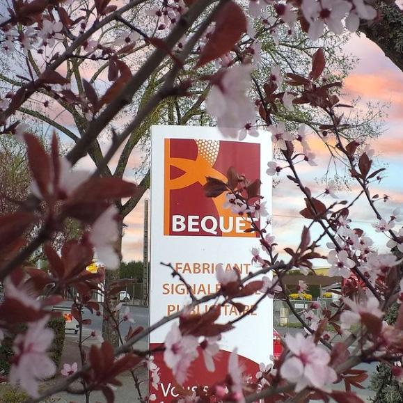 Bequet Signalétique Damigny Orne Normandie